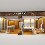店舗パース-J.FERRY