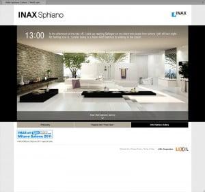 INAX Sphiano フォトリアル建築パース