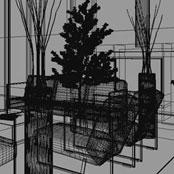 建築パース/マンション