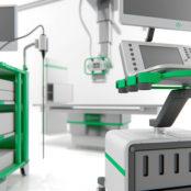 医療機器メーカーCG
