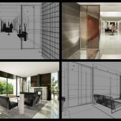 マンションギャラリー/建築パース