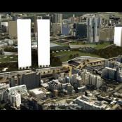 都市計画CG